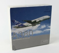 NEW - Dragon Wings #55842 AIRBUS A380 Premiere Diecast 1:400 Scale Airplane - $49.36