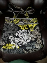 Vera Bradley Baroque Large Toggle Tote/Bag EUC - $36.00