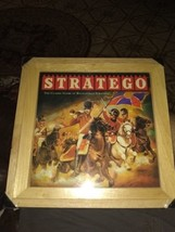 Stratego Nostalgia Game Series Milton Bradley Board Game in Wooden Box n... - $95.00