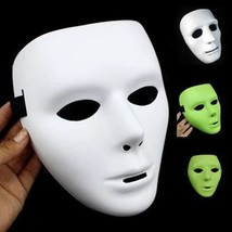 Kamen Rider Ghost Dance Hip Hop Mask Halloween Masks Cool PVC White Nigh... - £2.14 GBP