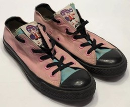 Converse STAR POWER Aries Peace All Stars Pink Teal Black Women's Size 6... - $39.99