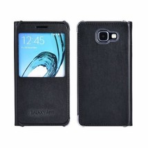 Mobile Phone Leather Case with Window for Samsung A3 A5 J3 J5 J7 2016 S7... - $5.12+