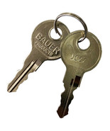 Bauer J327 Replacement Keys for T-Handles, Camper Toppers, Truck Caps - ... - $9.85