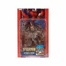 Prannoi Spider-Man Ultimate Rhino w/ Smash N' Crash Action Figure MOSC M... - $26.06
