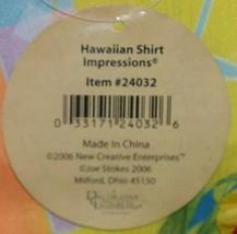 New Creative 24032 Hawaiian Shirt 3D Lei Accents Garden Flag image 2