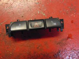 08 07 06 05 04 03 02 Jaguar X-type front heated seat hazard warning light switch - $9.89