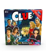 NEW SEALED Hasbro Clue Board Game Walmart Exclusive w/ Activity Sheet - $15.83