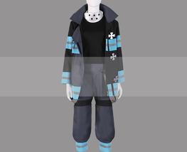 Customize Fire Force Maki Oze Cosplay Costume - $145.00