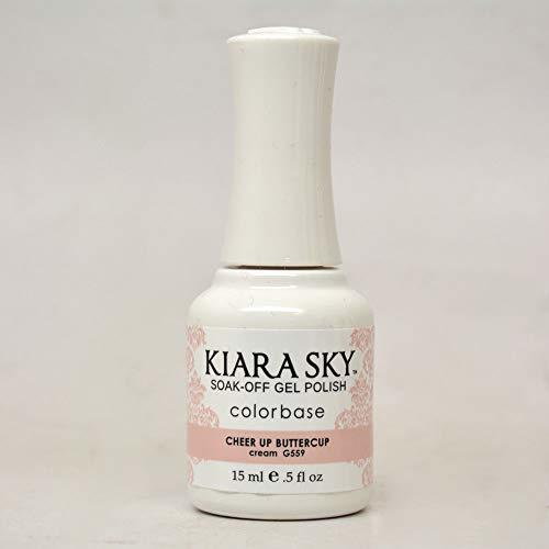 Primary image for Kiara Sky Gel Polish Cheer Up Buttercup G559