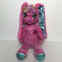Build A Bear Honey Girls Risa Bunny Rabbit Plush Stuffed Animal Dress 20... - $35.52