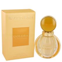Bvlgari Goldea 1.7 Oz Eau De Parfum Spray image 1