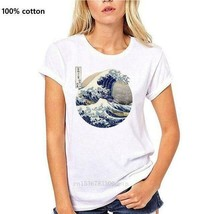 Kanagawa Japanese The great wave T shirt Men Size S-5XL - SHip From USA image 2