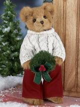 """Bearington Bears """"Heath Hollybeary"""" Sku #173125- 14"""" Collector Bear- New... - $39.99"""
