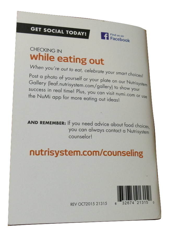 Nutrisystem Coupons and Promo Codes 2018