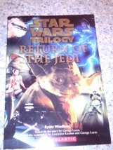 Star Wars Trilogy Return of the Jedi a Scholastic book - $5.00