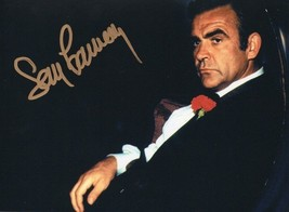 S EAN Connery 007 Signed Photo 8X10 Rp Autographed James Bond - $19.99