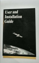 1996-1997 EchoStar Satellite Dish TV User & Installation Guide Manual Bo... - $4.99