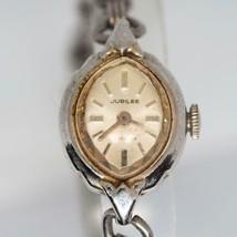 Vintage Jubilee Mechanical Analog Ladies Watch - $14.84