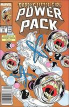 Marvel POWER PACK (1984 Series) #45 VF - $1.29
