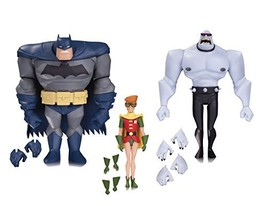 DC Collectibles Batman: The Animated Series: Batman, Robin & Mutant Lead... - $57.43