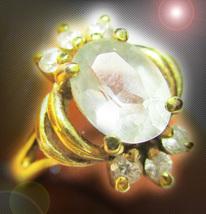 HAUNTED RING ILLUMINATI DIVINE BRINGER OF THE LIGHT MAGICK MYSTICAL TREASURES  - $557.77