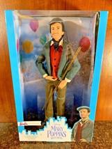 2018 Barbie Mary Poppins Returns: Jack the Lamplighter Doll Mattel Disne... - $34.15