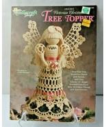 "Victorian Christmas Tree Topper 13"" Crochet Patterns Booklet by Jo Ann M... - $10.00"