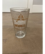 32 North Brewing Co. Pint Glass Craft Beer Micro Brewery San Diego Calif... - $16.00
