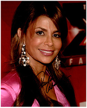 PAULA ABDUL  Authentic Original  SIGNED AUTOGRAPHED PHOTO w/ COA 801 - $38.00