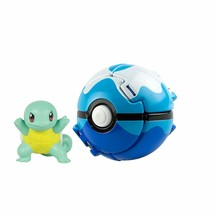 Pokemon Squirtle & Dive Ball By TOMY - $29.84