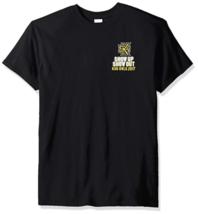 XL Men's NCAA Kennesaw State Owls Schedule Tee T-Shirt Hard Knock Stadium Shirt