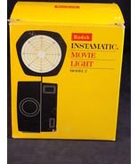 Vntg KODAK INSTAMATIC MOVIE LIGHT Model 2 for Kodak Instamatic Movie Cam... - $12.86