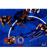 Karl-Anthony Towns signed Minnesota Timberwolves 16x20 Photo (top view)-... - $74.95