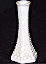 White Milk VaseUSA 175 AB 149-F Vintage