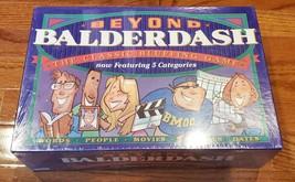 Beyond Balderdash Board Game Parker Brothers Hasbro 1997 Factory Sealed Vintage - £25.36 GBP