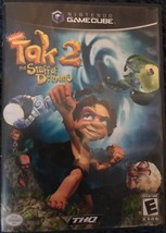 Tak 2: The Staff of Dreams (Nintendo GameCube, 2004) TESTED - $7.37