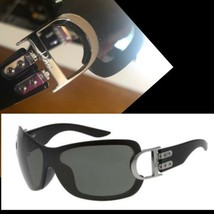 Christian Dior Airspeed 2 Sunglasses Black Eyewear Women Made in Italy - $207.90