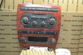 05-07 Jeep Grand Cherokee Radio Bezel Dash Trim Panel 55111010AG 436-11d4 - $34.98