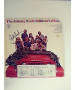 Johnny Cash album signed - $199.00