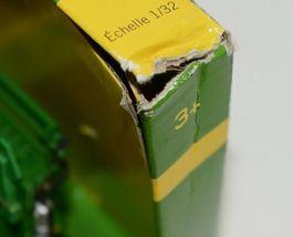 John Deere LP53351 Die Cast Metal Replica L340 Large Square Baler image 10