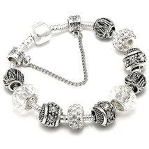 Fashion Fit AAA Zircon Ball Charm Bracelet for Women - $14.39