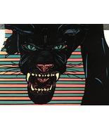Pro Arts 1973 BLACK PANTHER BLACK LIGHT POSTER - $123.50
