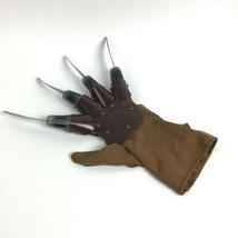 Freddy Krueger Glove Hand / Nightmare on Elm Street Horror Cosplay Rubies - $24.37