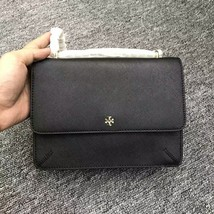 Tory Burch Black Robinson Convertible Shoulder Bag - $295.00