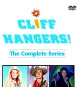 Cliffhangers (The Complete Series) - $45.50