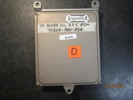 1997 97 Acura Cl 2.2-L Engine Control Module Unit ECU/ECM #37820-P6W-A50 (H-415) - $11.87