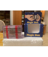 Vintage Magic Box 15-8374 Money Magic Very Rare New Never Used Original Box - $14.99