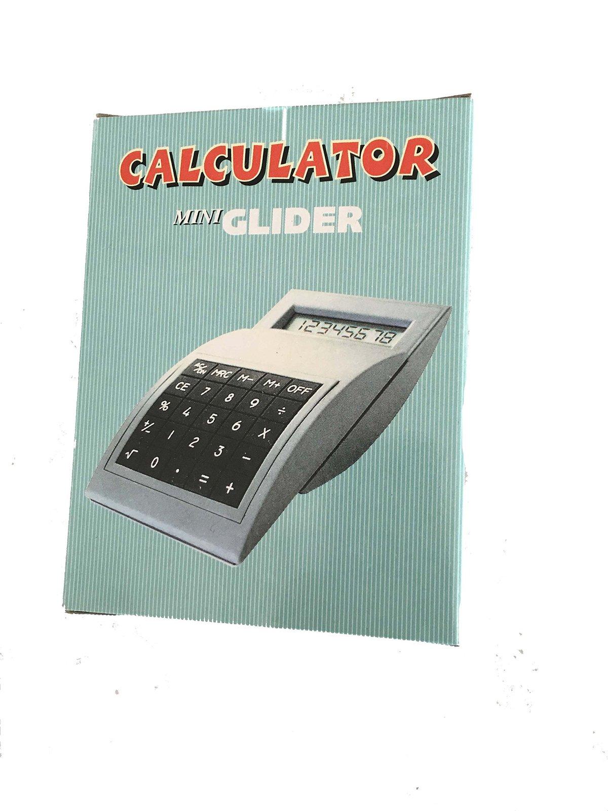 Mini Glider Calculator