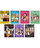 The Golden Girls the Complete 7 Seasons Bundle Set Brand New - $39.95