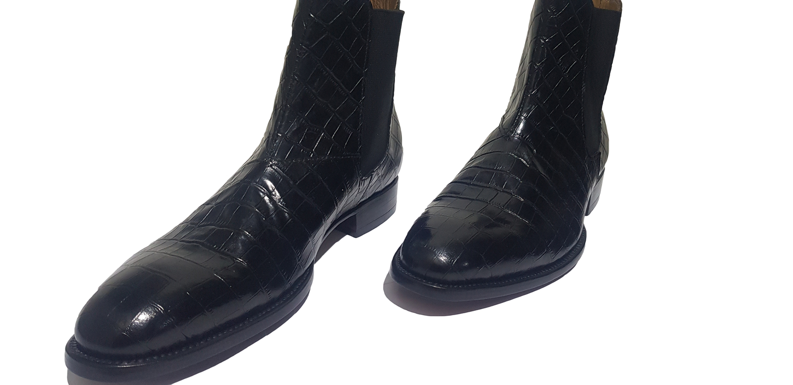 Chelsea black boot 1